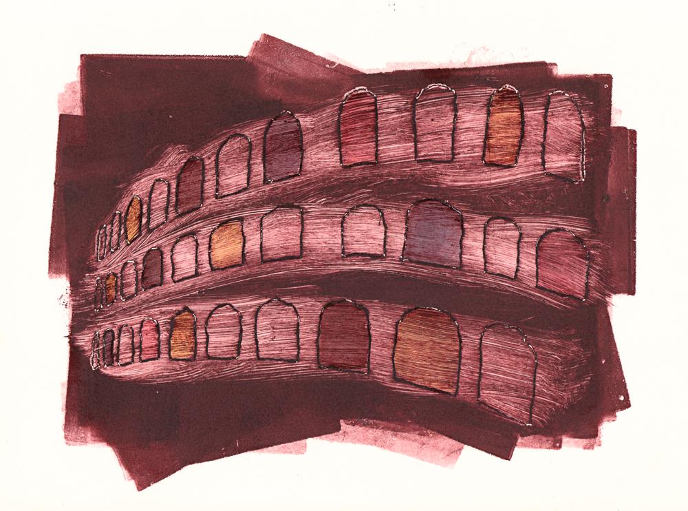 Colosseum II 2020 - SOLD