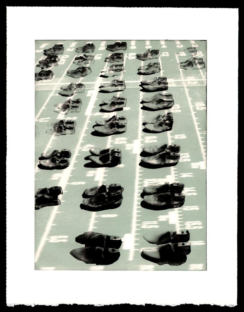 Calceamentum numeralis -  Shoe Numbers