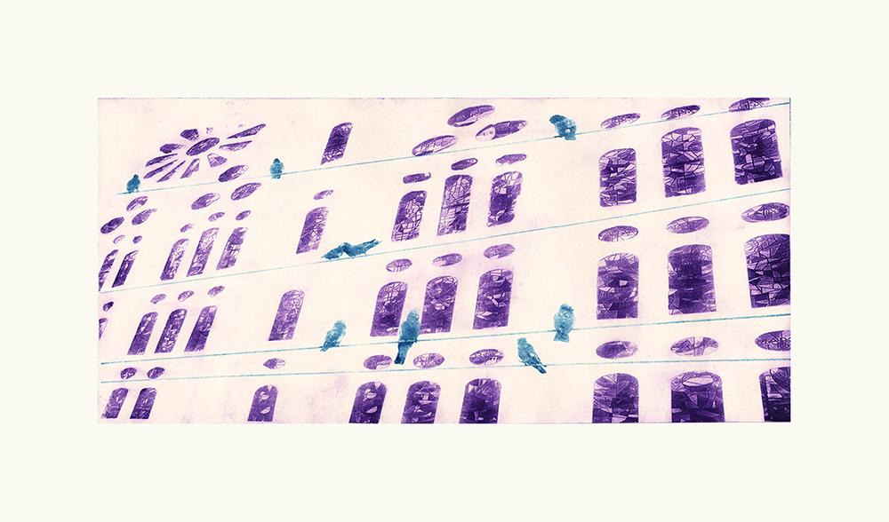 Avium ecclesia - Church Birds